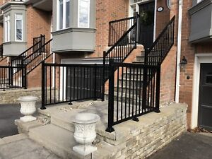Aluminum railing installers wanted. Txt/call