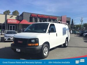 2014 GMC Savana 2500 2WT Fully upfitted