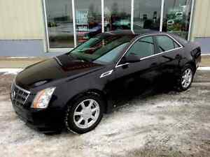 2008 CADILLAC CTS - Low Mileage