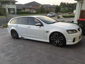 2011 Holden Commodore Wagon Beaumont Hills The Hills District Preview
