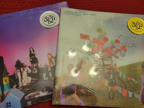 Red Velvet Queendom 6th Mini Album Queens Version Brand New & Sealed
