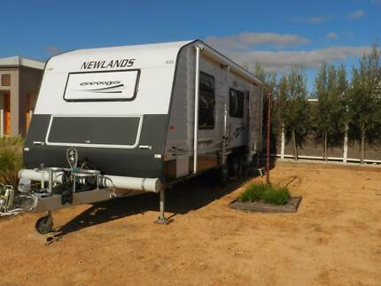 "Newlands ""ONYX"" x Concept Caravans Echuca Campaspe Area Preview"