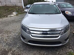 2010 Ford Fusion AWD, fully loaded