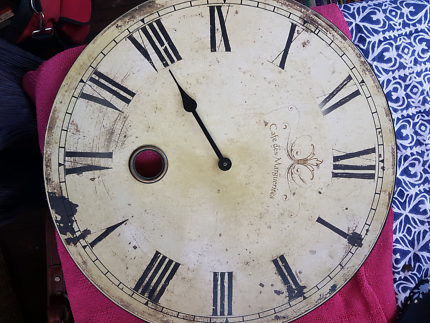 Wanted: Large clock