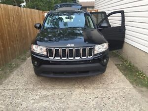 2013 Jeep Compass 4x4 north edition Active