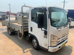 2008 Isuzu nlr200 tray truck Fairfield East Fairfield Area Preview