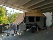 2017 MDC Explorer Rear Fold Camper trailer Gordonvale Cairns City Preview
