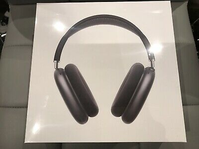 APPLE AirPods Max Wireless Bluetooth Noise-Cancelling Headphones - Space Grey...