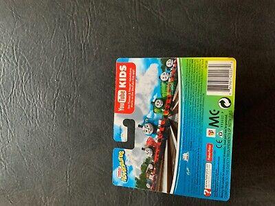 Thomas & Friends Adventures Ashima Train Metal Engine You Tube Kids FP NEW!!!