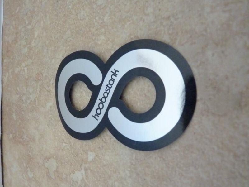"Hoobastank RARE Luggage 4"" Sticker PROMO 2006"