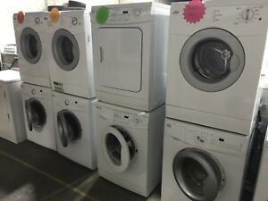 Quality used appliances.  Washer and dryer sets