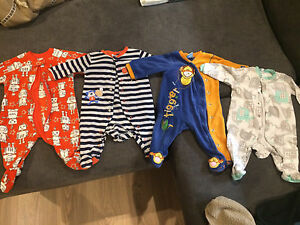 3-6 month clothes