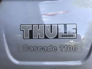 Thule Roof Rack and Ski Box