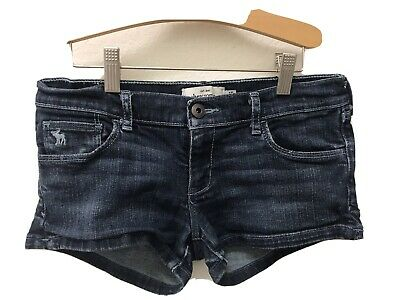 GUC abercrombie denim jean Shorts 8 10