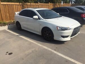 2009 Mitsubishi Lancer le (as is)