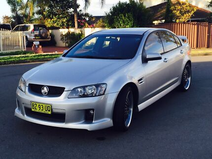 Holden VE SS V8 manual 2006 Wetherill Park Fairfield Area Preview