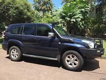 2003 Toyota LandCruiser Wagon Fannie Bay Darwin City Preview