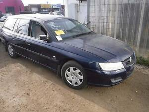 04 HOLDEN COMM. VZ EXEC WAGON WRECKING WHOLE VEHICLE W/NUT ONLY Dandenong Greater Dandenong Preview