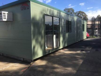 Hire only Portable Office or Portable building 12x3m Wetherill Park Fairfield Area Preview