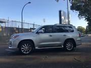 Toyota Sahara Lexus Lx570 Perth Perth City Area Preview