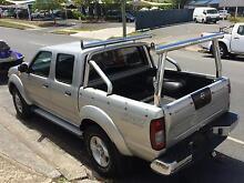 BRAND NEW - Tradesman / Ladder rack set - D22 Navara Mermaid Beach Gold Coast City Preview
