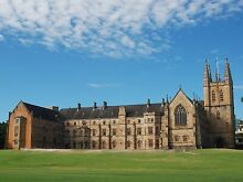 University Stays - Sydney New Year + Summer Bed & Breakfast rooms Camperdown Inner Sydney Preview