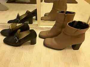 Hush puppies timberlake 8.5 shoes South Perth South Perth Area Preview