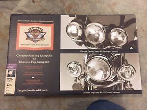 Harley Davidson passing light kit
