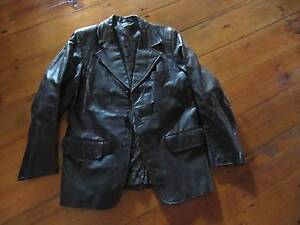 leather coats and a suede coat Gympie Gympie Area Preview