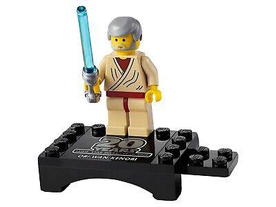 LEGO Star Wars Obi-Wan Kenobi Minifigure (30624) 20th Anniversary Limited