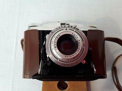 AGFA ISOLETTE Klappkamera mit Originalkarton