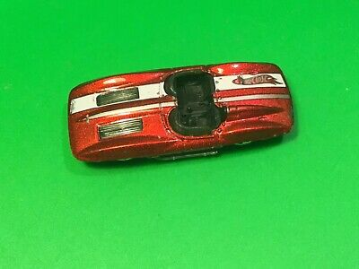 Hot wheels corvette stingray GMTM,red metallic racing car,2002 Mattel inc,China  comprar usado  Enviando para Brazil