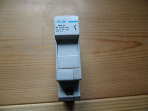 HAGER L501 32 AMP CARTRIDGE FUSE ASSEMBLY