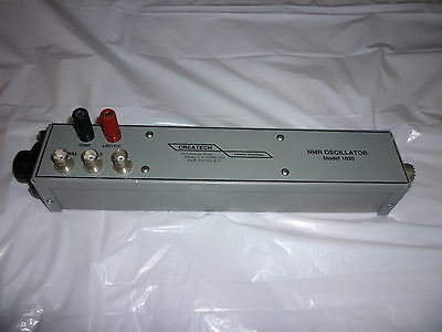 Nmr Oscillator Model 1020