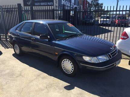 Euro luxury Saab 900 priced to sell! St James Victoria Park Area Preview