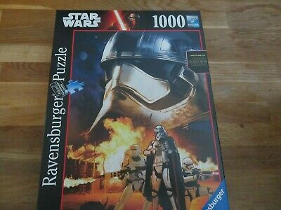 Star Wars 1000 Piece  Jigsaw Puzzle by Ravensburger.