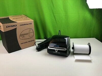 Dymo Labelwriter 4xl Thermal Label Printer Used Once In Open Box