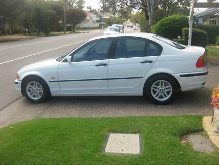 Wanted: BMW 318i sedan LOW KL/M AUTO