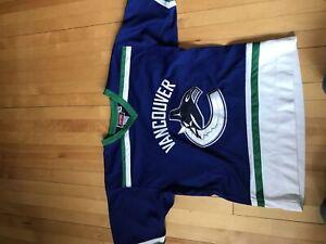 Hockey Jersey Vancouver Canucks