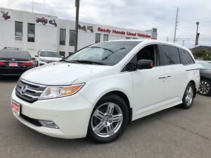 2012 Honda Odyssey Touring - Navigation - Leather - Sunroof