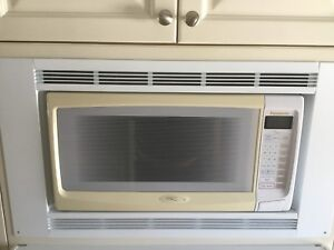 Panasonic Inverter Microwave Trim Kit White 25