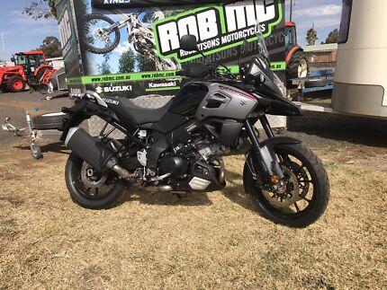 2018 Suzuki DL1000 Vstrom dealer Demo