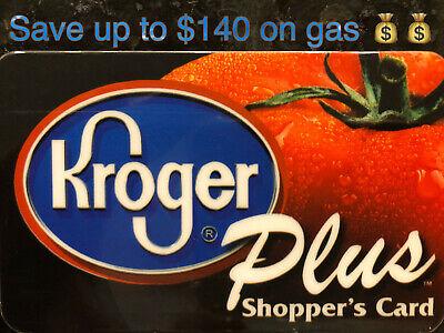 4000 Kroger Fuel Points Expiring 09/30/2021 E-Delivery