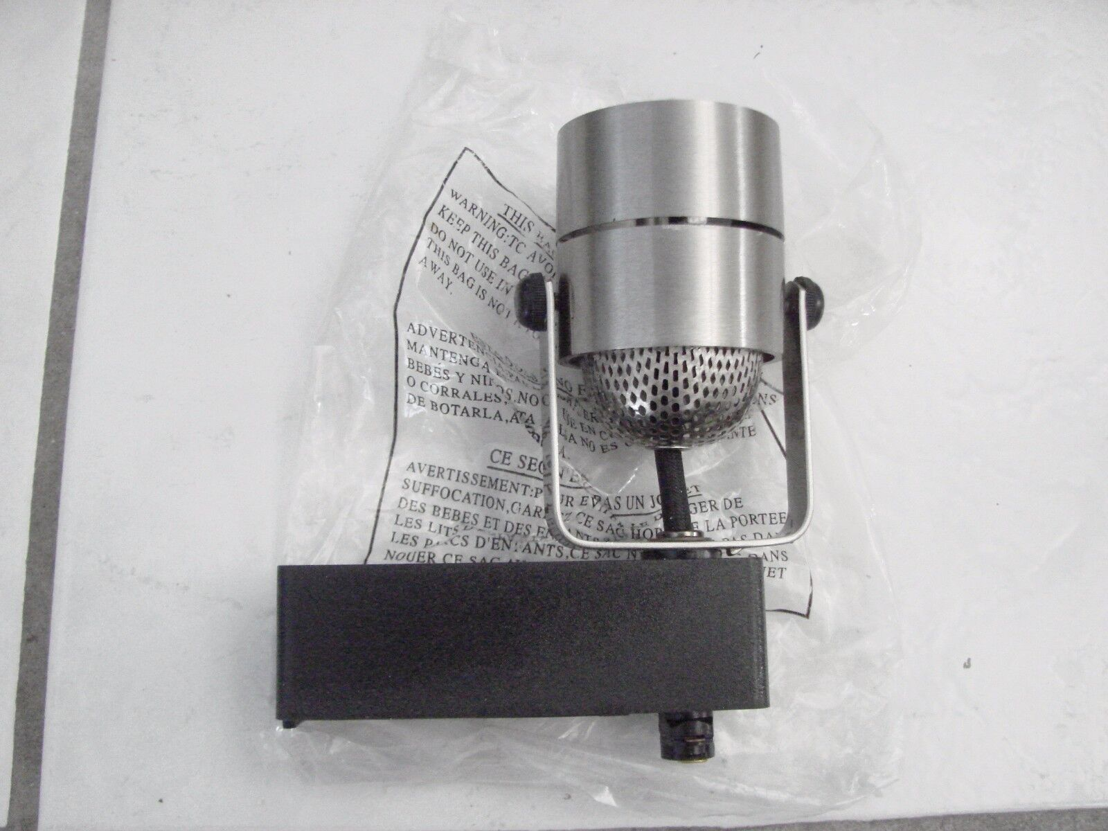 th234 round low voltage track lighting fitting
