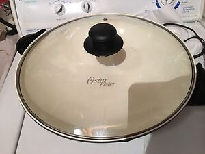 Oster electric frying pan Windsor Region Ontario image 2