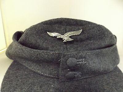 Wehrmacht  Luftwaffe  Hoheitsadler Mützenadler Adler 1957er  Anstecker  Flieger