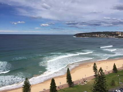 AMAZING ROOM WITH BEST VIEWS OF ALL MANLY BEACH Manly Manly Area Preview
