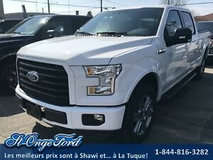 Ford F-150 Cab SuperCrew 4X4 157 po XLT