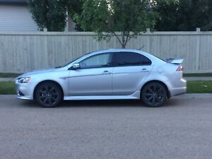 2015 Mitsubishi Lancer ralliart awd turbo
