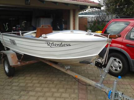 DINGHY STACER 3.8M KIPPER Currambine Joondalup Area Preview